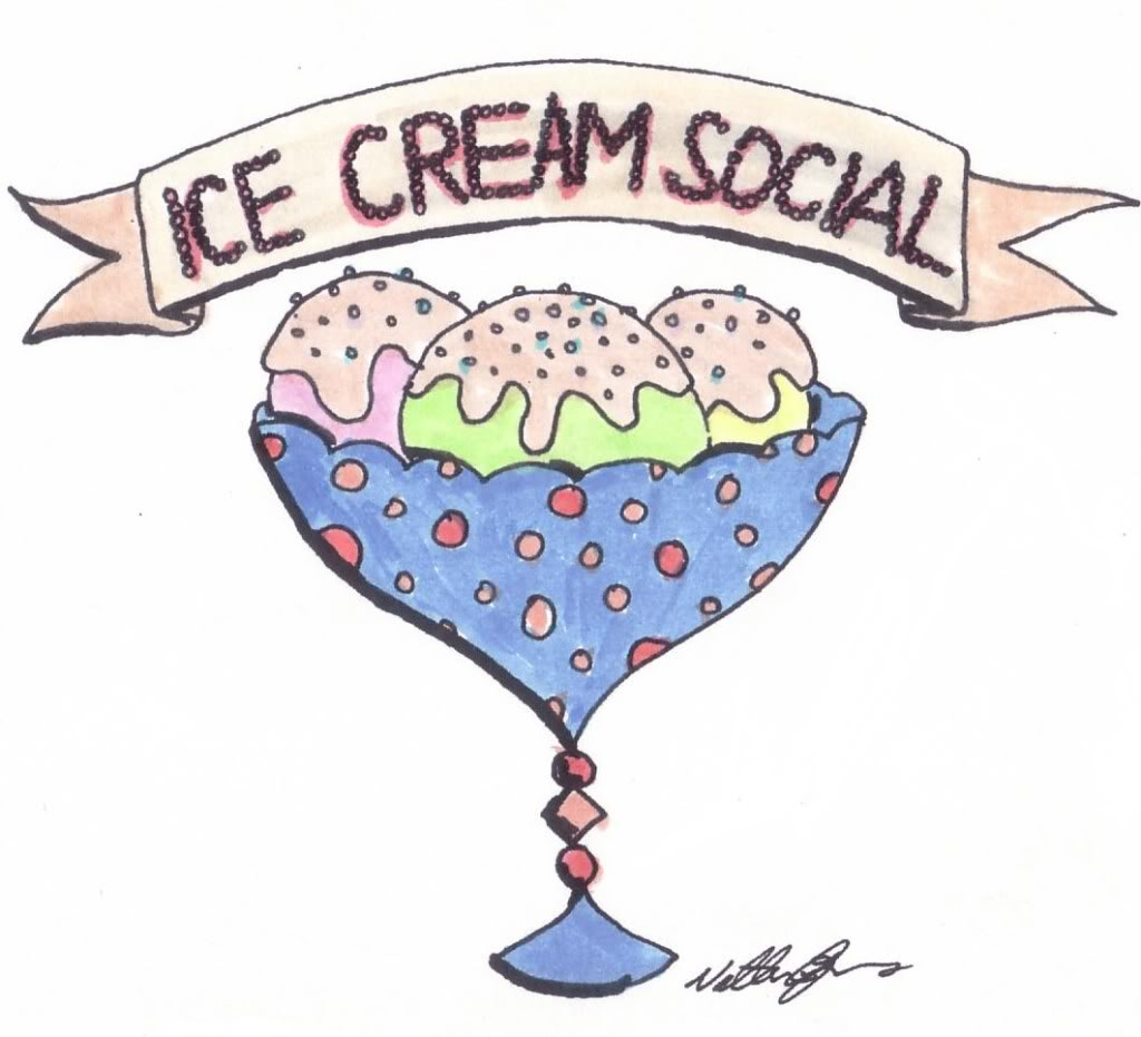 South Nodaway Co. R-IV - Girl Scouts\' Ice Cream Social